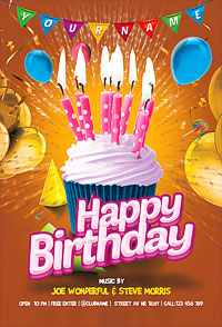 Birthday Party '14