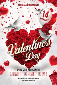 Valentines Day Flyer '14